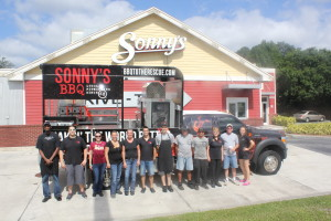 Sonny's BBQ To The Rescue