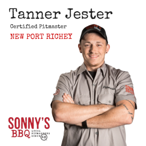 TANNER JESTER