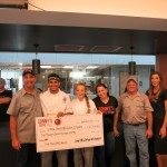 Tarpon Springs High First Place Winners, Sonny's BBQ, BBQ To The Rescue