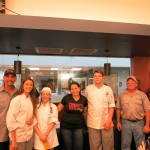 Second Place Team, Tarpon Springs High, Sonnys BBQ, BBQ To The Rescue