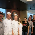 Third Place Team Tarpon Springs High, Sonnys BBQ, BBQ To The Rescue