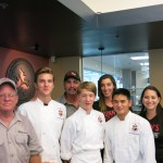 Fourth Place Team Tarpon Springs High, Sonnys BBQ, BBQ To The Rescue