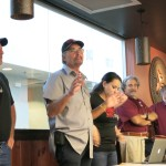 Award Presentation, Tarpon Springs High, Sonny's BBQ, BBQ To The Rescue