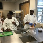 Sauce Prep Tarpon Springs High, Sonny's BBQ, BBQ To The Rescue